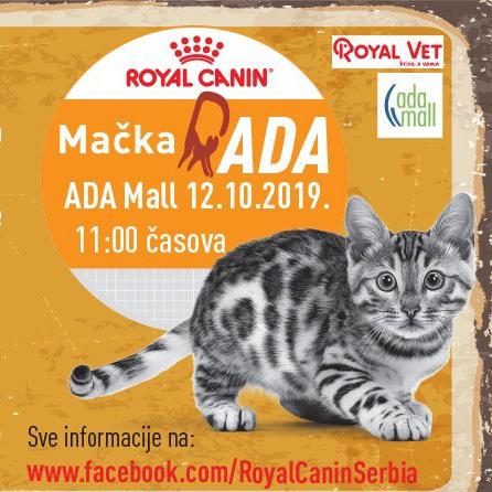 Kompanija RoyalVet i Felinološko društvo FELIS SERBICA